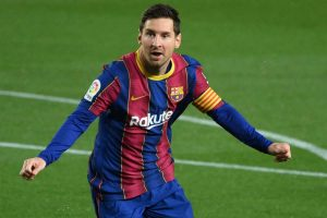 Messi is Messi' - Al-Khelaifi claims 'all great players want to come to PSG' but won't discuss interest in Barcelona star | Goal.com